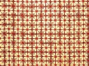 Batik Ciamis-Motif Cupat Manggu